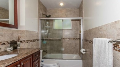 Kitchen Bathroom Remodels GM Construction Group - Bathroom remodel long beach