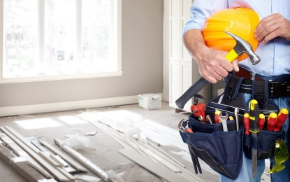 Home Remodeling Handyman in Garden City